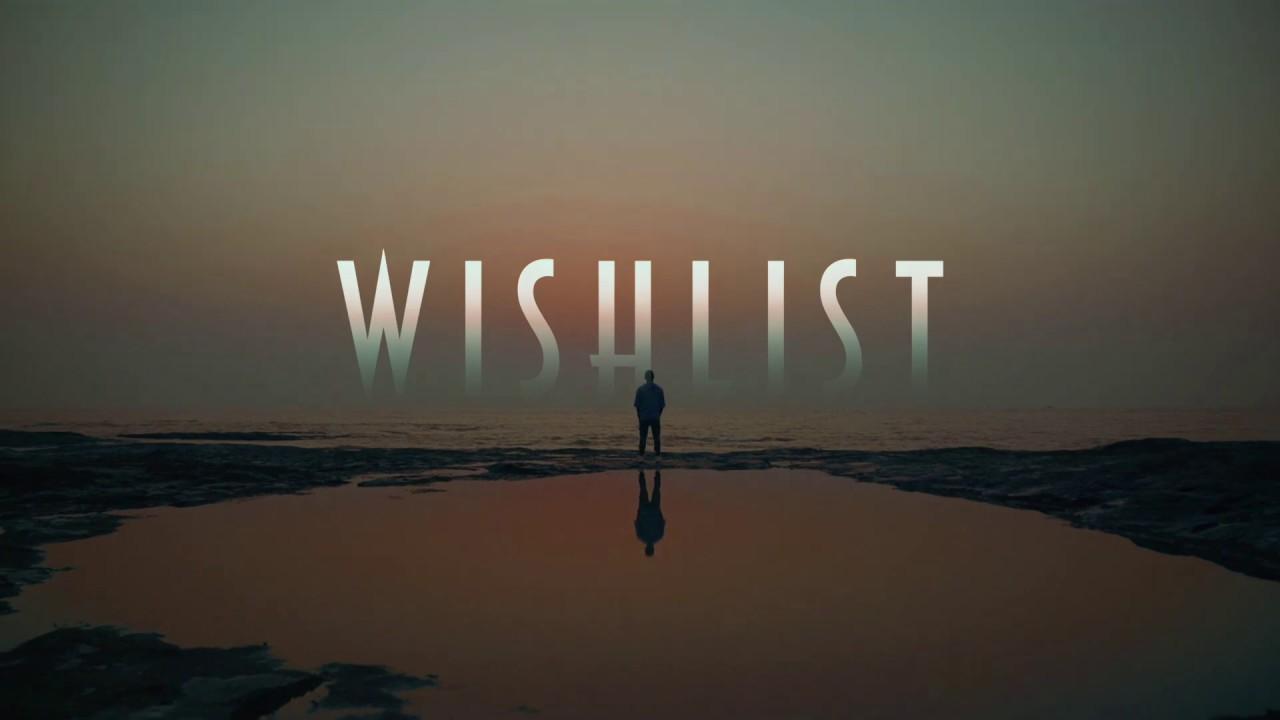 Wishlist Dino James Lyrics