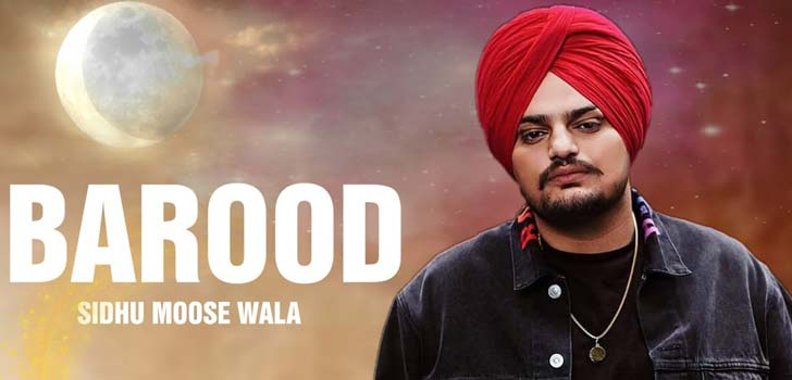 barood sidhu moose wala lyrics