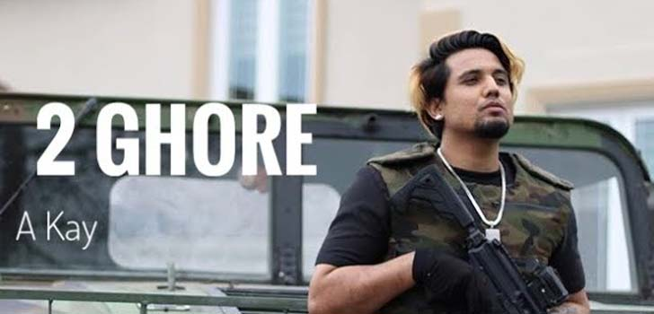 2 ghore a kay lyrics