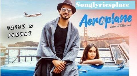 Aeroplane Faisu Song lyrics