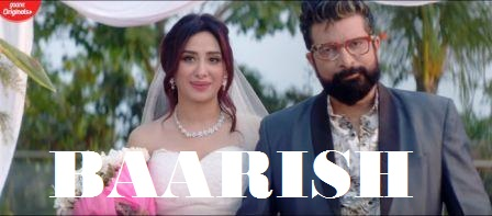 Baarish sonu kakkar lyrics
