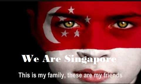 We are singapore lyrics