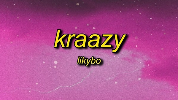 You Look So Sexy Krazzy Song Lyrics