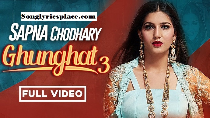 le baithi ghunghat 3 lyrics