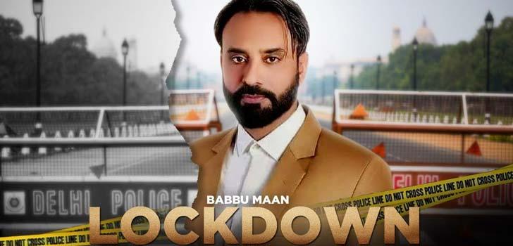 lockdown babbu maan lyrics