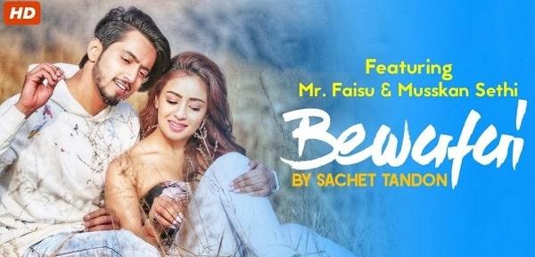 Bewafai Song Lyrics Rochak Kohli