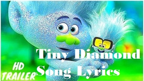 Tiny diamond song lyrics