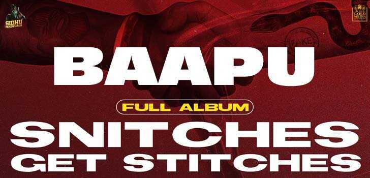Baapu Lyrics Sidhu Moose Wala