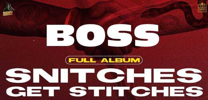 Boss Lyrics Sidhu Moose Wala