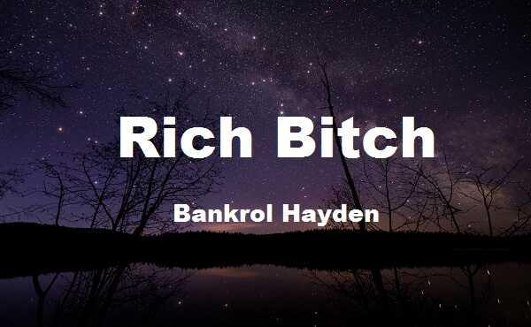 Flip flip got gucci lipstick lyrics Rich Bitch