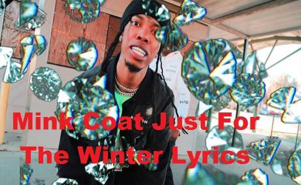 Mink Coat Just For The Winter Lyrics