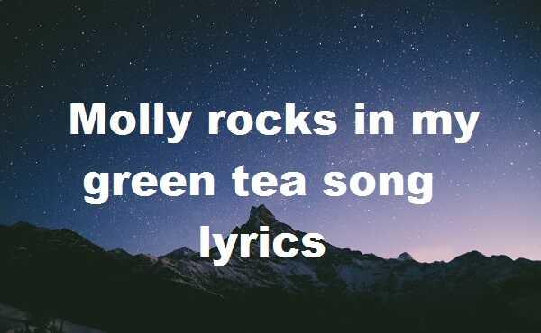 Molly rocks in my green tea song lyrics