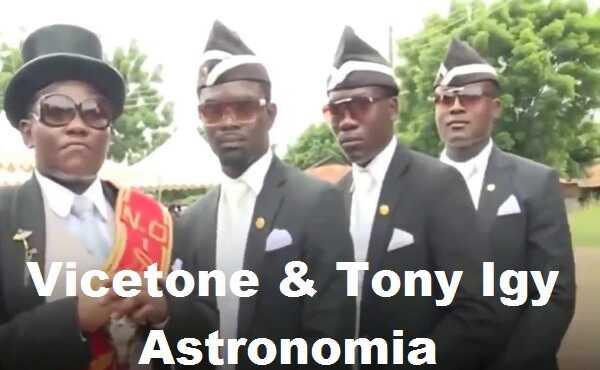 Vicetone & Tony Igy Astronomia