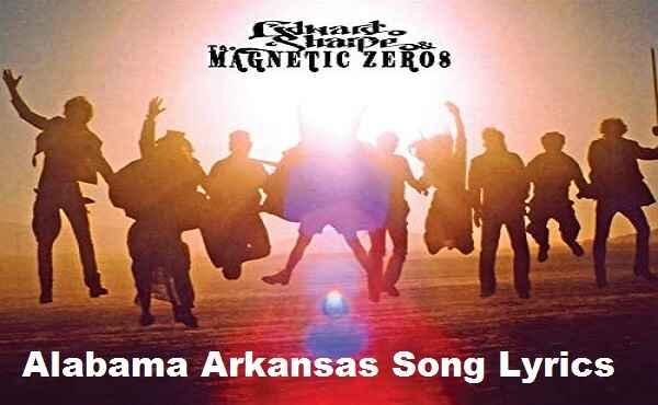 Alabama Arkansas Song Lyrics