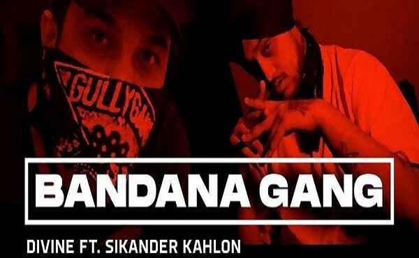 Bandana Gang Lyrics Divine