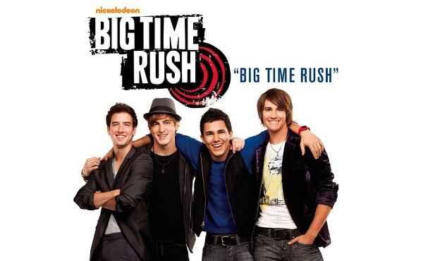 Big Time Rush Theme Song Lyrics