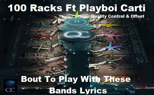 Bout To Play With These Bands Lyrics