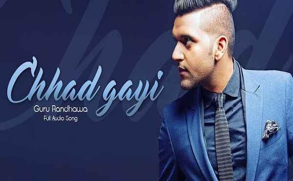 Chad Gayi Song Lyrics Guru Randhawa