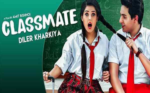 Classmate Lyrics Diler Kharkiya