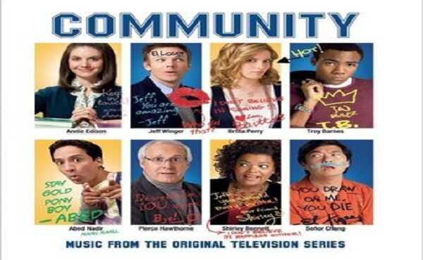 Community Theme Song Lyrics