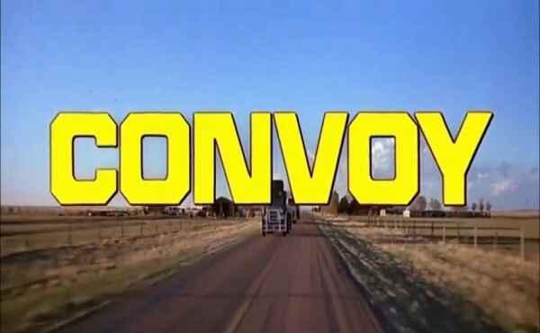 Convoy Song Lyrics