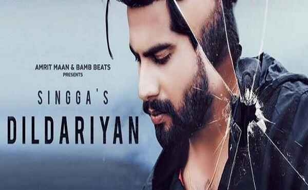 Dildariyan Lyrics Singga