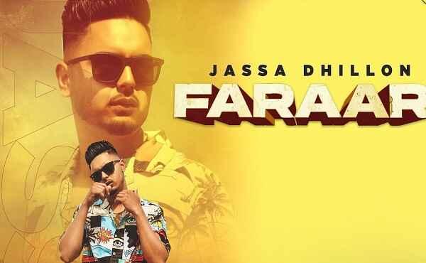 Faraar Lyrics Jassa Dhillon