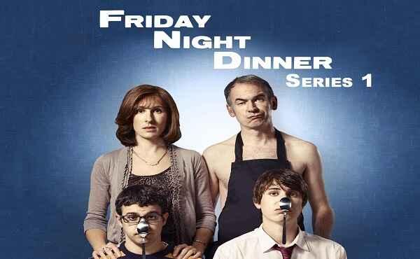 Friday Night Dinner Song Lyrics