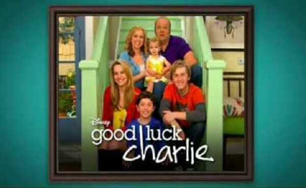 Good Luck Charlie Theme Song Lyrics