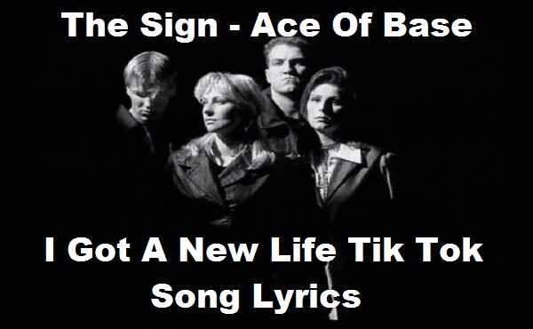 I Got A New Life Tik Tok Song Lyrics