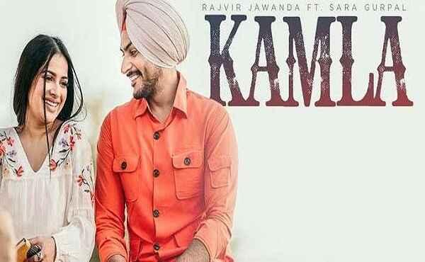 Kamla Lyrics Rajvir Jawanda
