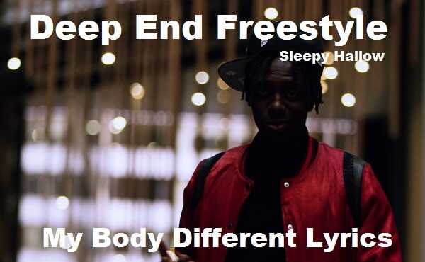 My Body Different Lyrics