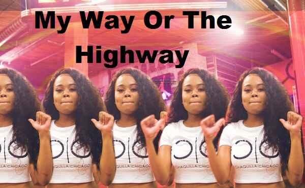 My Way Or The Highway TikTok Lyrics