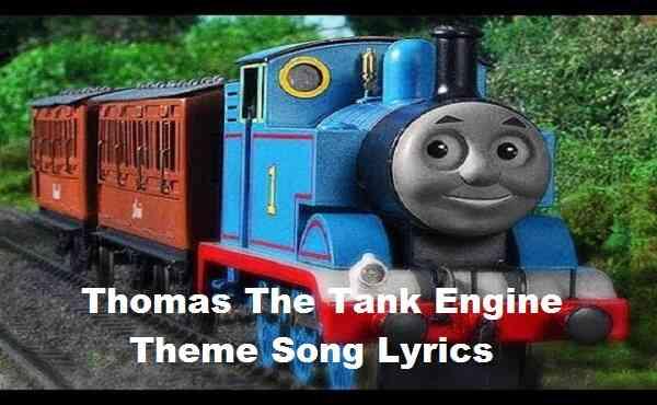 Thomas The Tank Engine Theme Song Lyrics