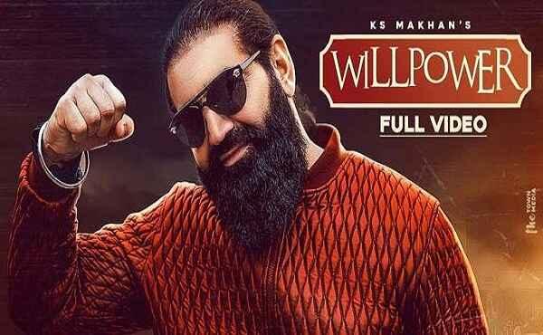 Willpower Lyrics Ks Makhan