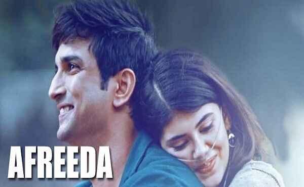 Afreeda Lyrics Dil Bechara