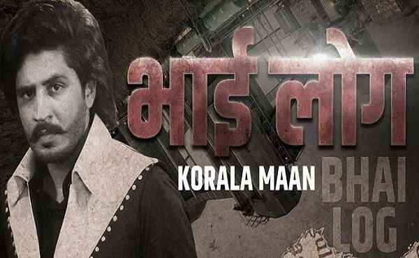 Korala Maan New Song Lyrics