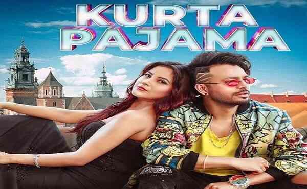 Kurta Pajama Lyrics Tony Kakkar