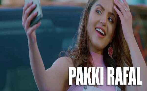 Pakki Rafal Lyrics Parwinder Brar