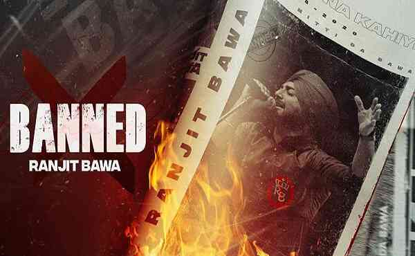 Banned Lyrics Ranjit Bawa