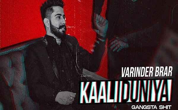 Kaali Duniya Lyrics Varinder Brar