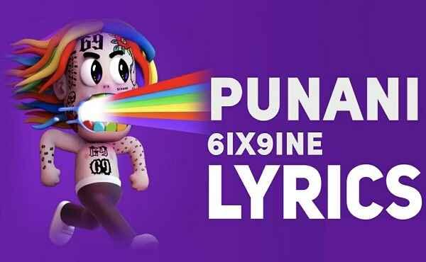 Punani Song 69 Lyrics