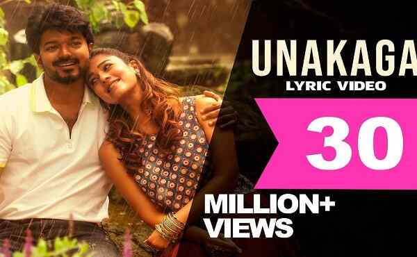 Unakaga Vala Ninaikiren Song Lyrics