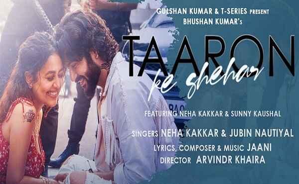 Taaron Ke Shehar Mein Lyrics