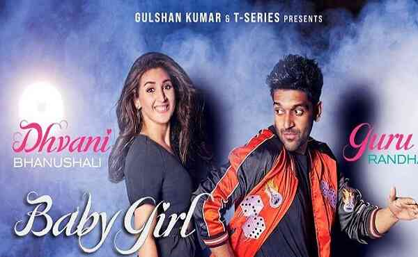 Baby Girl Lyrics Dhvani Bhanushali