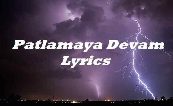 Patlamaya Devam Lyrics