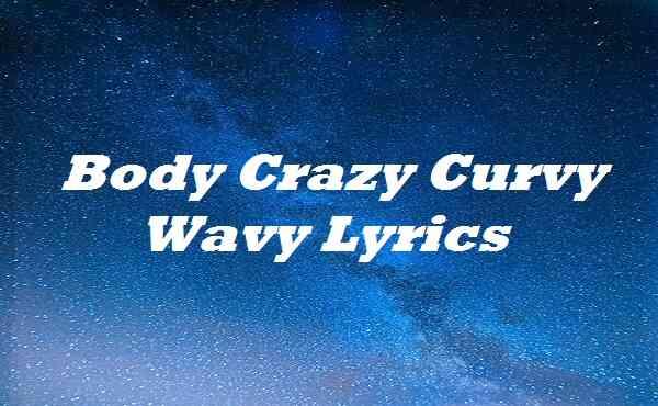 Body Crazy Curvy Wavy Lyrics