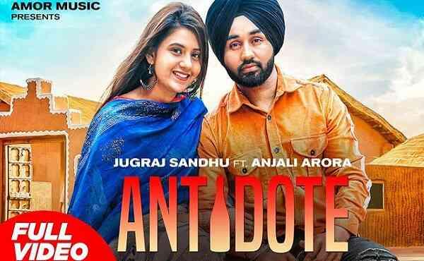 Ho Yaad Teri Da Antidote Aa Lyrics