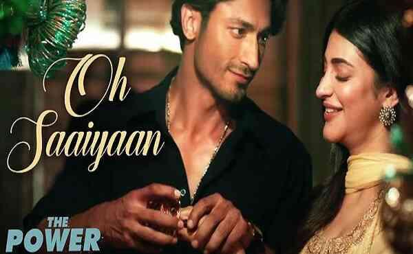 Oh Saaiyaan Lyrics Arijit Singh