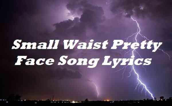 Small Waist Pretty Face Song Lyrics